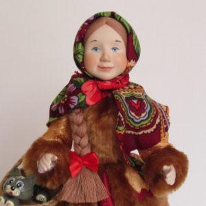 Кукла Дашенька