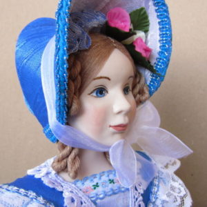 Кукла на чайник Весна