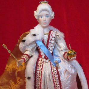 Кукла Императрица
