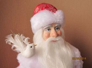 Куклы Деды Морозы и Снегурочки