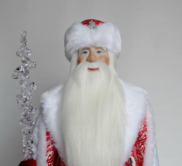 Кукла Дед Мороз 60 см