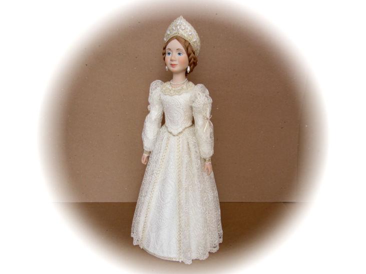 Авторская кукла Александра