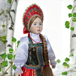 Кукла Аленушка