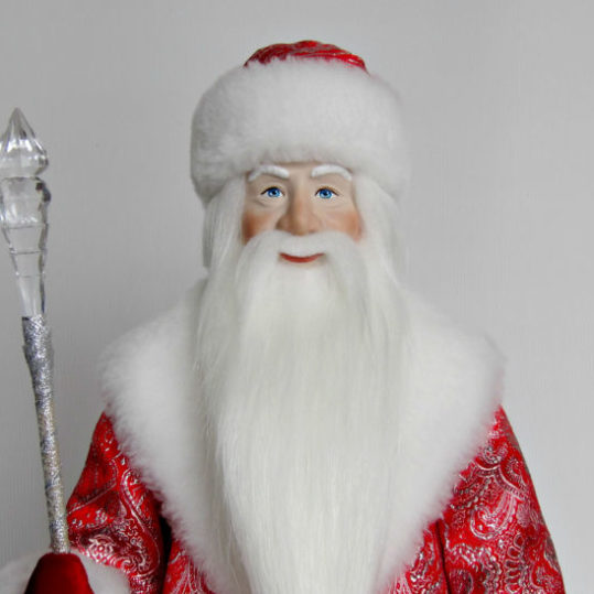 Дед Мороз - Красный нос